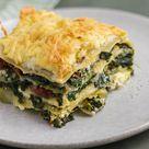 Spinat-Lasagne mit Feta besser als beim Griechen - ÜberSee-Mädchen