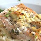 Saumon au fromage Boursin® - Roxanne Cuisine - Recettes de Katherine-Roxanne Veilleux