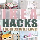 IKEA Hacks the Kids Will Love - The Cottage Market
