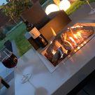 Outdoor Feuertisch