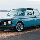 Beauty in Simplicity 1976 BMW 2002 Restomod / The Paddock