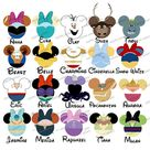 CHOOSE your Mickey & Minnie Mouse heads ears CUSTOM Disney Family Vacation name digital iron on transfer clip art image DIY for Shirt