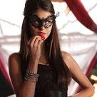 Vampire Diaries Katherine Pierce Masquerade Mask Christmas New | Etsy