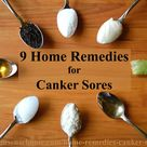Cure For Canker Sores
