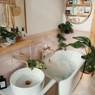12 Small Modern Bathroom Ideas That Prove Form and Function Can Coexist   Hunker
