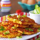 VIDEO RECIPE > How to make Easy Chicken Veggie Fritters