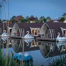 Hausboot Erlebnisdorf Elbe - Parey