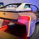 2017 BMW i Inside Future Sculpture Previews HoloActive Gesture Controls » CAR SHOPPING » Car Revs Daily.com