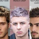 11 Hairstyles For Men With Thin Hair And Big Forehead - Lewigs