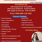 Isha Training Solutions is starting a new batch for