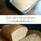 100 Whole Wheat Bread