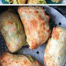 Healthier Recipe for Cheesecake Factory's Avocado Egg Rolls (Air Fryer Method)