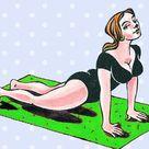 6 Übungen, die Rückenschmerzen lindern können; - Haustricks