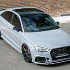 2017 Used Audi A3 Rs 3 Quattro   Nardo Grey