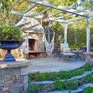 Garten Sitzecke   99 Ideen, wie Sie ein Outdoor Wohnzimmer gestalten