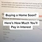 How to Calculate Interest on a Home Mortgage