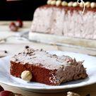 Semifreddo Cioccolato e Nocciole | Fatto in casa da Benedetta