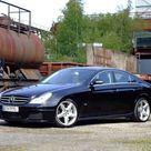 Edel und energetisch Mercedes CLS 320 CDI 2007er C219 im Brabus Gewand   Auto der Woche