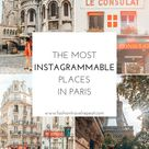 The 15 Most Instagrammable Places in Paris