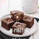 10-Minuten-Rocher-Brownie