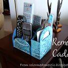 Remote Caddy
