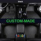 For Audi A4/A4 Quattro/A4 allroad/S4B8 2008 2015 leather Car Floor Mats     eBay