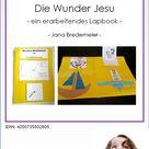 Unterrichtsmaterial, Übungsblätter für die  Grundschule   Werkstattunterricht Religion - Die Wunder Jesu in Neues Testament   online bestellen bei Niekao Lernwelten
