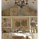 Attic Craft Rooms