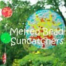 Melted Bead Suncatcher