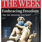 The Week United Kingdom Back Issue V. 1332 (Digital)