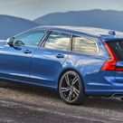 2020 Volvo V90 Has The Best Residuals In Its Class, Wins An Award For That   Carscoops