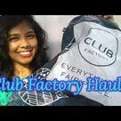 Club Factory Haul | Online Shopping | natty