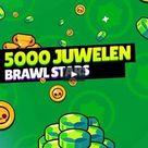 Hol dir 5000 Juwelen für Brawl Stars