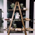 Tatiana and Colin's Modern Luxe New Years Eve Wedding by Hannah Kate Photography - Boho Wedding Blog