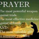 Cancer Prayer