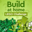 LEGO Building Challenge - Bunny