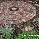 Asheville Garden Bloggers Fling: Wamboldtopia, an artists' garden - Digging