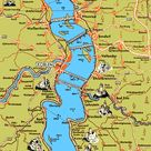 Rhine River History and Maps