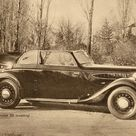 1936 1941 BMW 326 Cabriolet