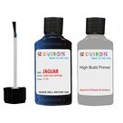 Jaguar Xfr Loire Dark Sapphire Code 2149 Touch Up Paint - Touch Up Paint With Anti Rust Primer Undercoat