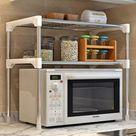 2-Tier/3-Tier Multi-functional Shelf - Bathroom Organizer Shelf - China / 2 tier