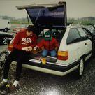 COAL 1989 Audi 200 Avant – A Kid Hauler That Hauled