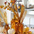 Harvest Moon Fall Tablescape Ideas