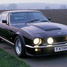 Cars & Motorsport   Aston Martin V8 Vantage  1989