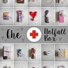 #DIY   Ehe Notfall Box