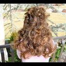 Headband Curls No Heat Hairstyles Cute Girls Hairstyles