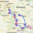 17 Spectacular Castles in Southern Germany you NEED to visit (map included)