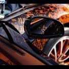 Bugatti Veyron Grand Sport Bernar Venet 2012    Mirror