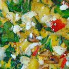 Pastel de verduras con huevo al horno   Receta de Tasty details