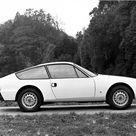 1969 Alfa Romeo Junior Z Zagato   Studios